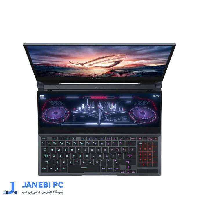 لپ تاپ 15 اینچی ایسوس مدل ROG GX550LWS